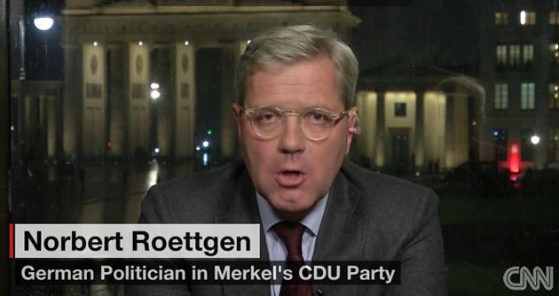 CDU-Politiker Röttgen: Merkel tritt 2017 erneut als Kanzlerkandidatin an – FOCUS Online